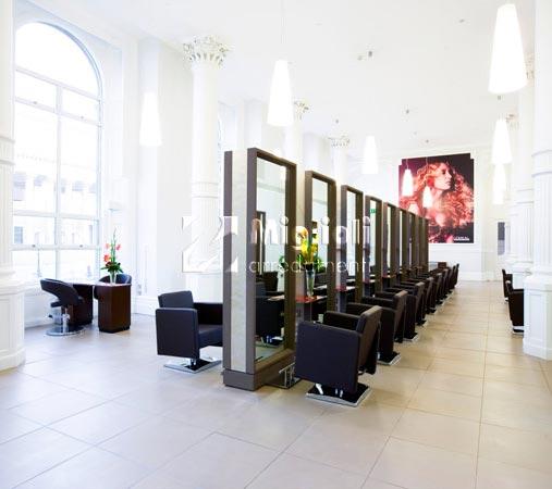 Arredamento parrucchieri barbiere negozio estetica Modena Bologna